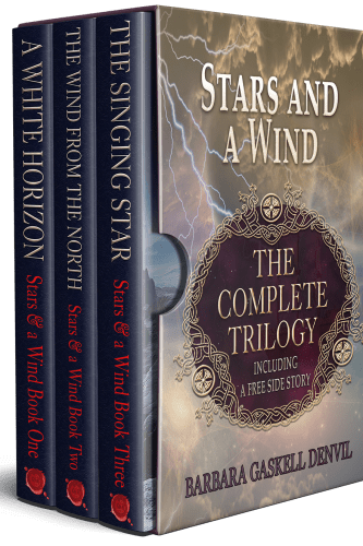 Stars and a Wind: The Complete Trilogy: Boxed Set